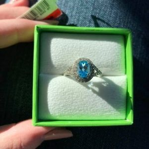Jewelry - Sapphire ring size 7